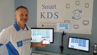 POS & Kitchen Display System - Smart KDS
