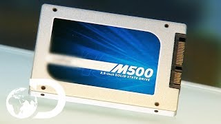 SOLID STATE DRIVES | How It