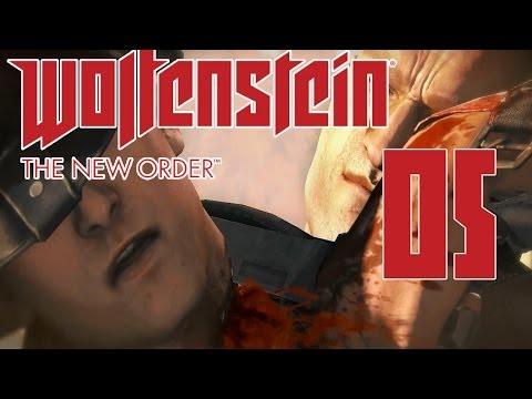 Wolfenstein The New Order #05 - Die Anstalt