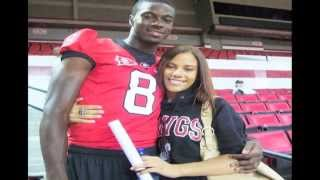 NFL Star- AJ Green proposes to Miranda Brooke