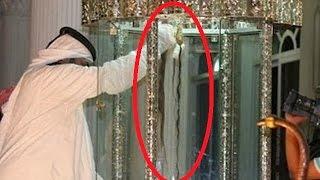 SUBHANALLAH - Inilah Gigi dan Rambut Nabi Muhammad Yang Masih Ada Dan Tersimpan Baik Sampai Saat Ini