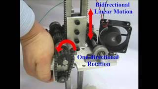 """Mechanical Motion Rectifier"" based ocean wave /vibration energy harvester"""