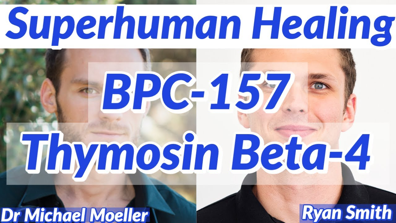 Super-Human Healing Peptides