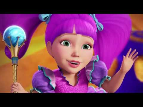 Barbie and the Secret Door - I Want It All (Arabic) HD
