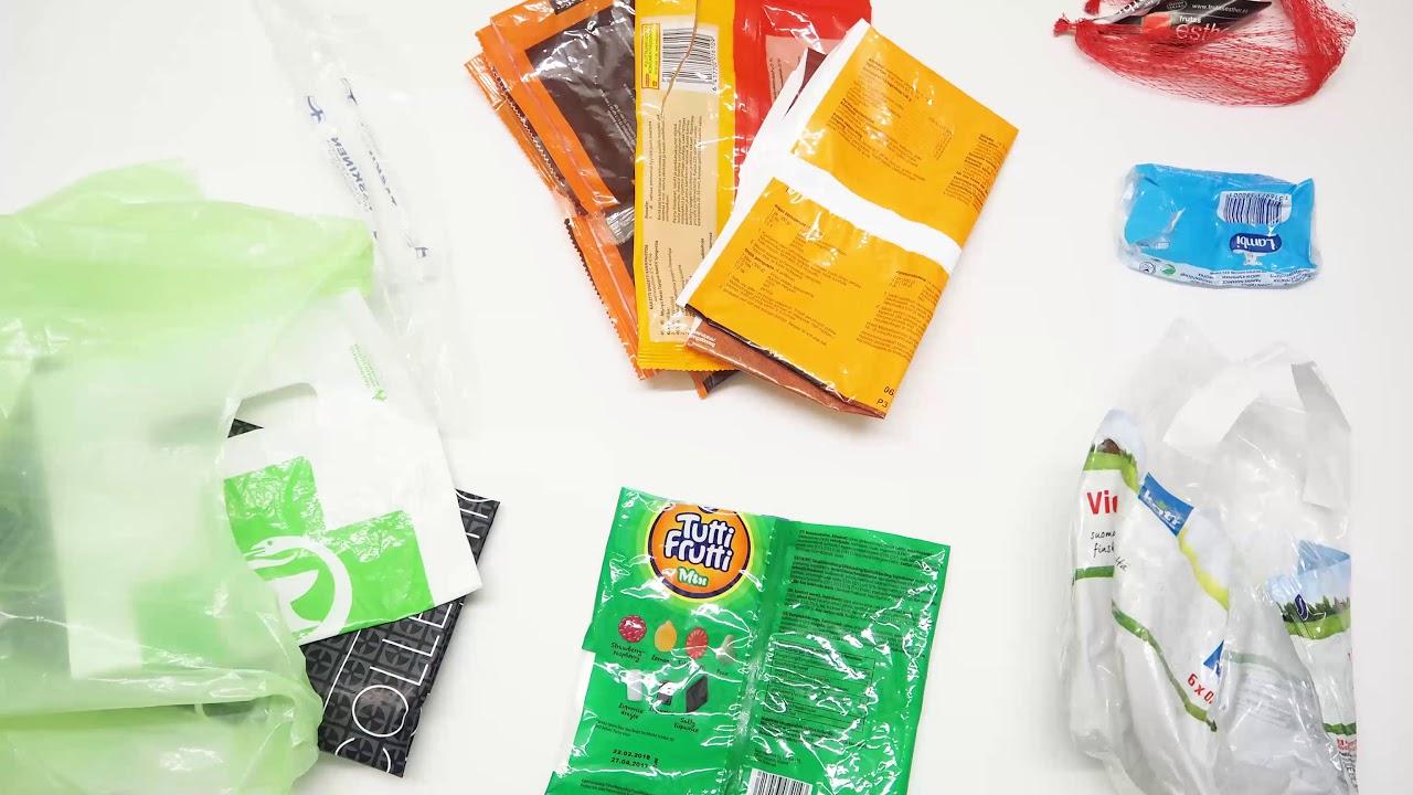 muovin kierrätys kuopio