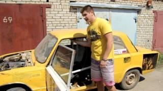 Рассказ о спортивном автомобиле, автокросс Пенза
