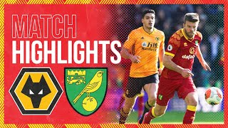 HIGHLIGHTS | Wolverhampton Wanderers 3-0 Norwich City