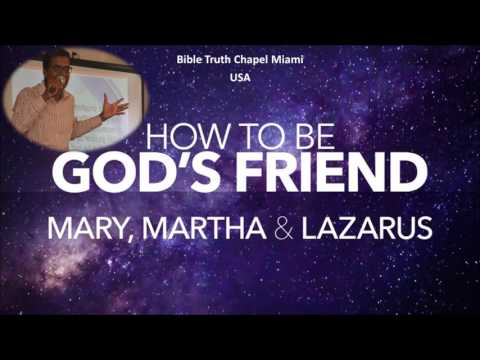 Martha Mary Lazarus