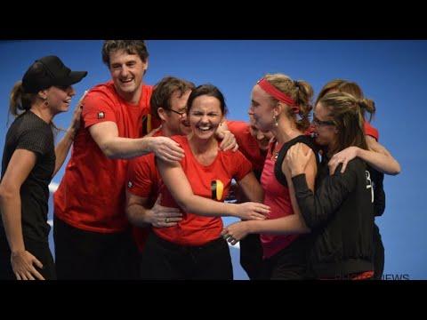 Belgische tennisbond neemt opmerkelijke beslissing vlak voor Fed Cup-ontmoeting met...