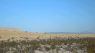 Kelso Sand Dunes in Mojave Desert, California