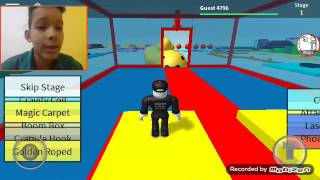 PLAYING ROBLOX VERY COOL-FIRST ROBLOX GAMEPLAY #01