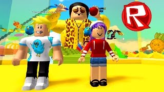 ROBLOX ESCAPE A CANETA ABACAXI APPLE PEN OBBY | PPAP FUN | RADIOJH JOGOS E GAMER CHAD