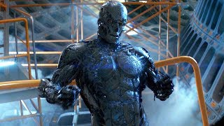 T-800 vs T-3000 - Final Fight Scene - Terminator Genisys (2015) Movie Clip HD