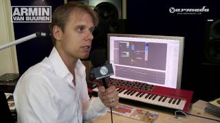 Full Focus - In the studio with Armin van Buuren