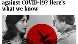 good news a vaccination that you might already have, may protect you  protect against COVID-19