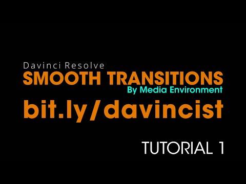 Glitch DaVinci Resolve Transitions Pack