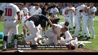 TTU Advances to 2016 College World Series