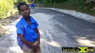 Jamaican school children are very funny!