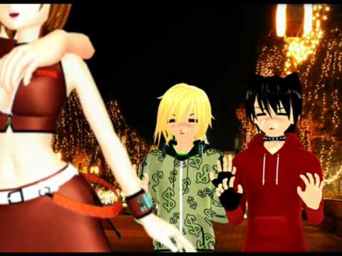 MMD XMAS PROJECT - Single Hell!