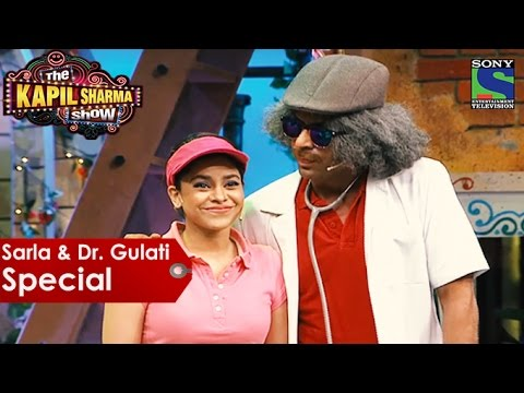 Thumbnail: Sarla and Dr. Gulati Special | The Kapil Sharma Show | Best Indian Comedy