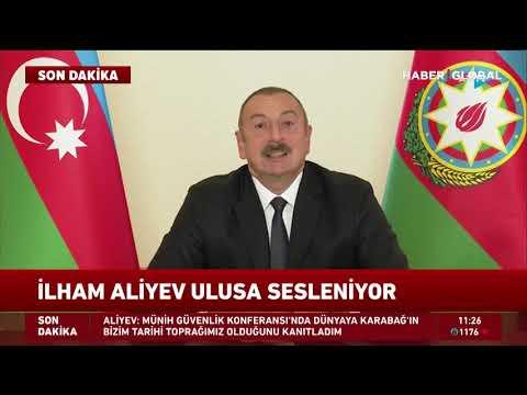 İlham Aliyev: Topraklarımızı