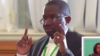 Chamisa's lawyer Advocate Thabani Mpofu Presents :Zimbabwe Presidential Election Con-Court Challenge