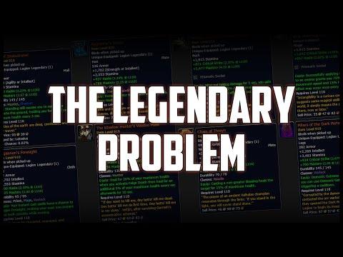 The Legendary Problem - LAD #11