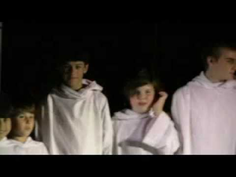 LIBERA - post concert in Belfast 2009
