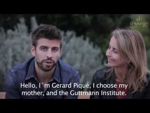 GERARD PIQUÉ MAKING OF CATALOGUE CHOCRÓN (english subtitles)