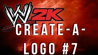 WWE 2K14: Create-A-Logo #7 | TeyaNekole1ᴴᴰ