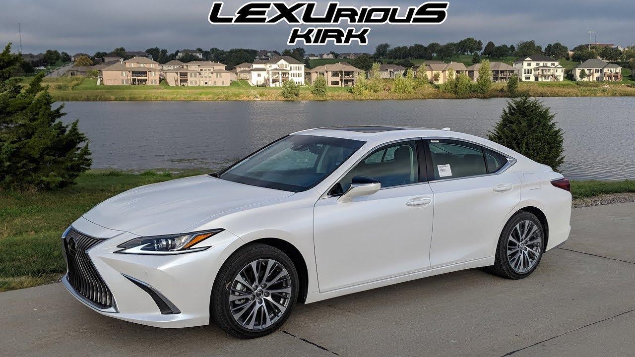 2019 lexus es 350 complete review