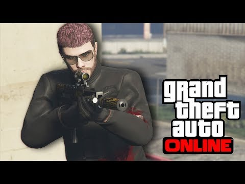 An Entire HOUR of GUERRILLA WARFARE [GTA 5 Online and Chill] #12