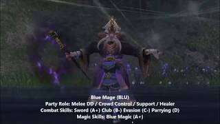 Final Fantasy XI: Blue Mage Guide (Part One)