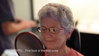 all on 4 lower and upper denture gum disease