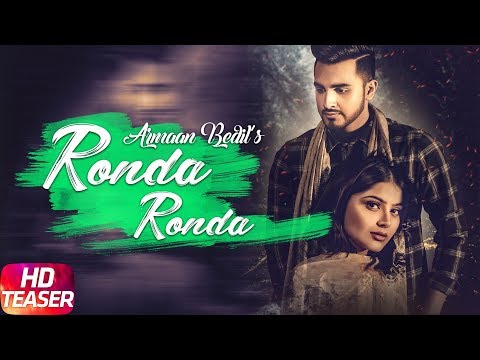 Teaser | Ronda Ronda | Armaan Bedil | Veet Baljit | Releasing on 16th April | Speed Records