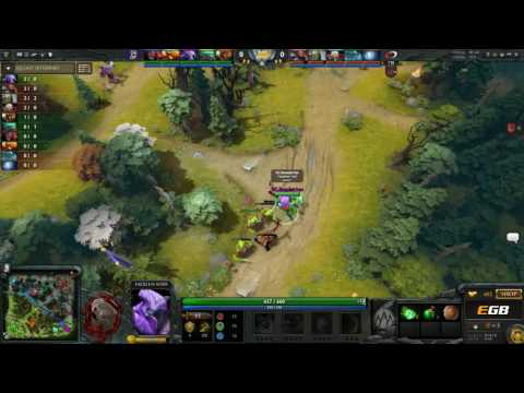 [EPIC] Digital Chaos vs Complexity Gaming - Game 5 - TI6 America Qualifier
