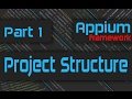 Appium Tutorial -  Creating Mobile Automation Framework -  Part 1