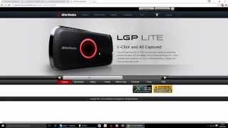 AVerMedia - Live Gamer Portable LITE - Working fix for Windows 10