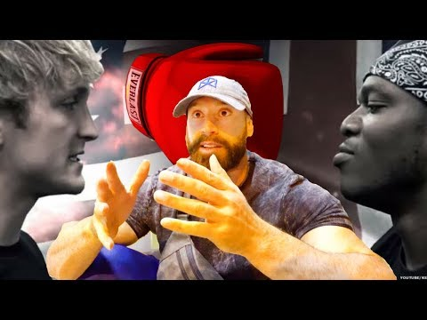 Logan Paul vs KSI: What the UK Thinks