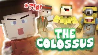 [GEJMR] - BOJ s Ronaldem #2 - Colosus - Minecraft