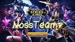 Strike of Kings [SOK] 5vs5 MOBA | OYUN TANITIMI VE ILK OYUN [TÜRKÇE]