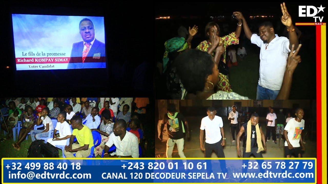 BANDUNDU BAYAMBI PE BA NDIMI CANDIDAT NA BANGO RICHARD KOMPAY