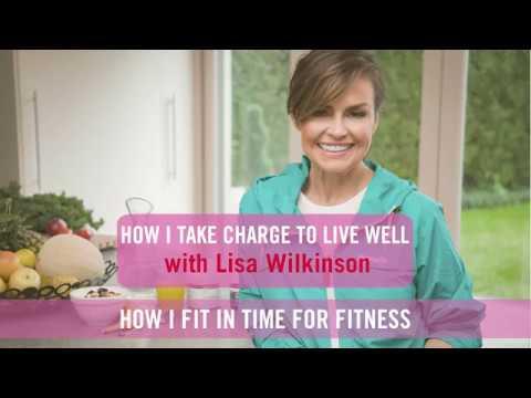 hogyan fogyott Lisa Wilkinson a természetes fogyás gyors módja