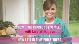 hogyan fogyott Lisa Wilkinson fogyás a szoptató ikrektől