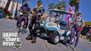 FORTNITE IN GTA 5! 😱 Season 6 kann einpacken!