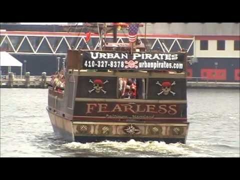 The Urban Pirates Ship Fearless