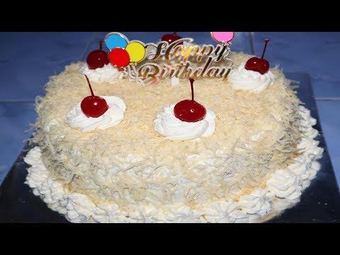 2 Resep Membuat Kue Ulang Tahun Sederhana Bisabo Channel 2020