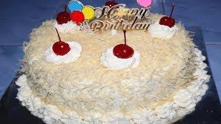 Cara Membuat Kue Ulang Tahun Sederhana Terbaru