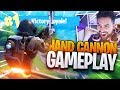 "NEW ""HAND CANNON"" PISTOL GAMEPLAY in Fortnite: Battle Royale"