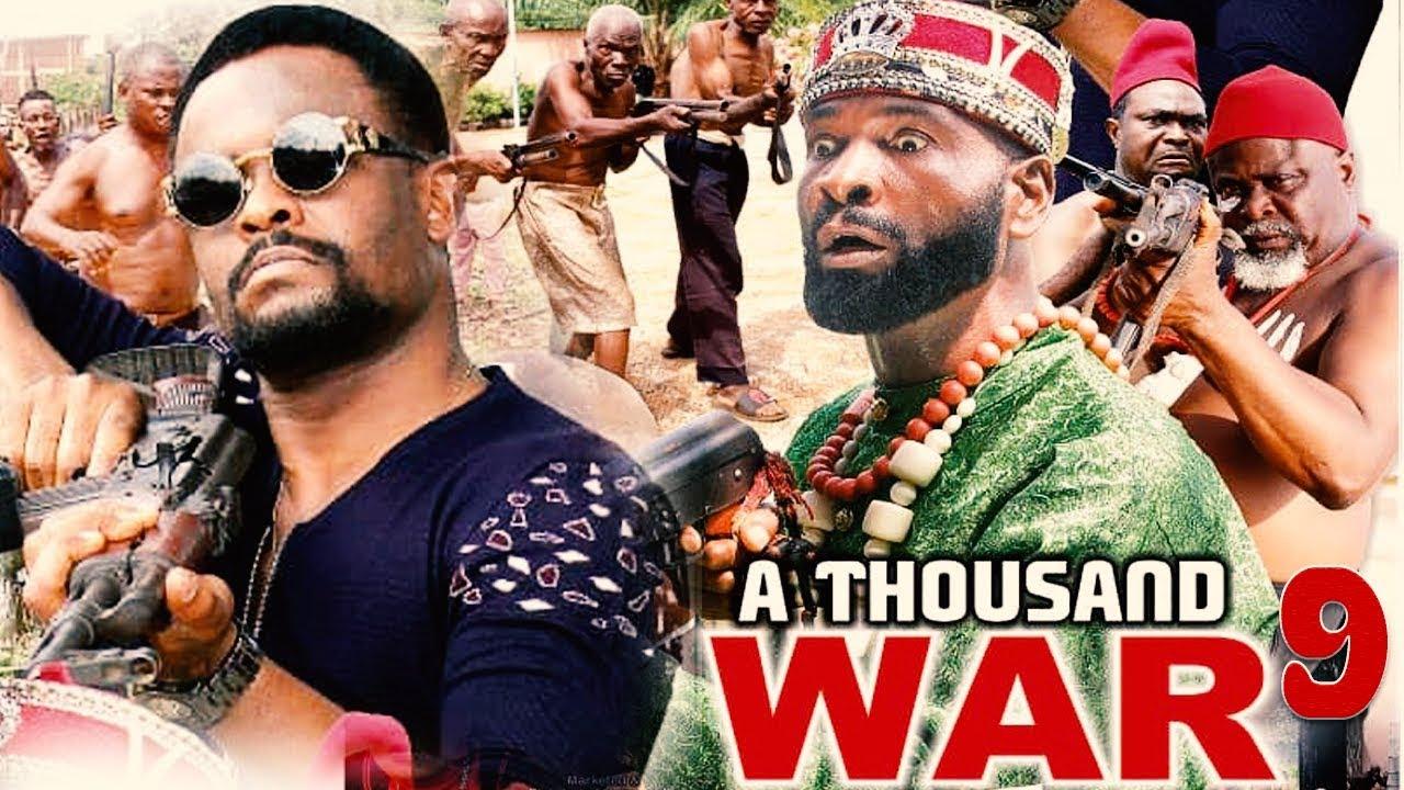 Download A Thousand War Season 9- Sylvester Madu|Zubby Micheal 2019 Latest Nigerian Nollywood Movie